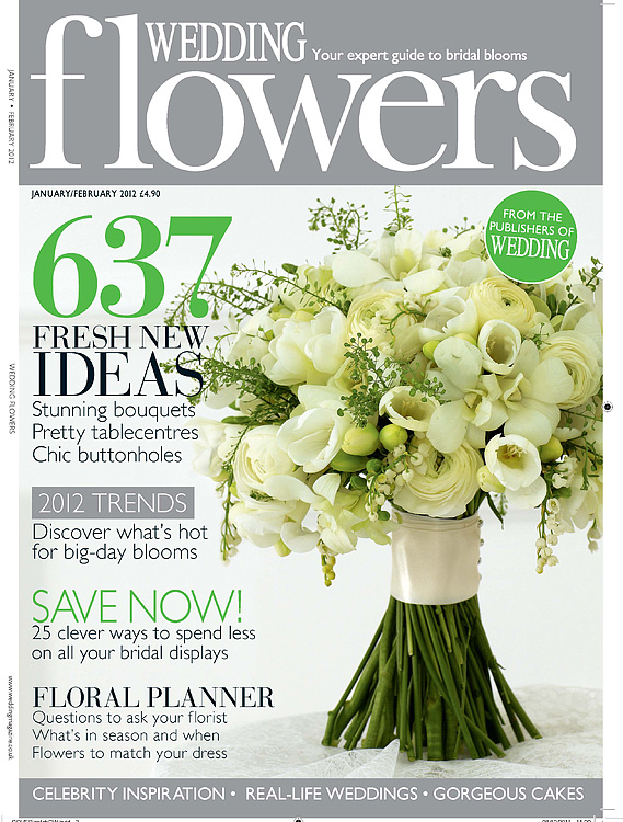 featured in wedding flowers uk magazine team hair makeup. Black Bedroom Furniture Sets. Home Design Ideas