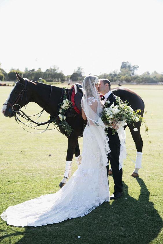 Santa Barbara Travel Inspired Wedding